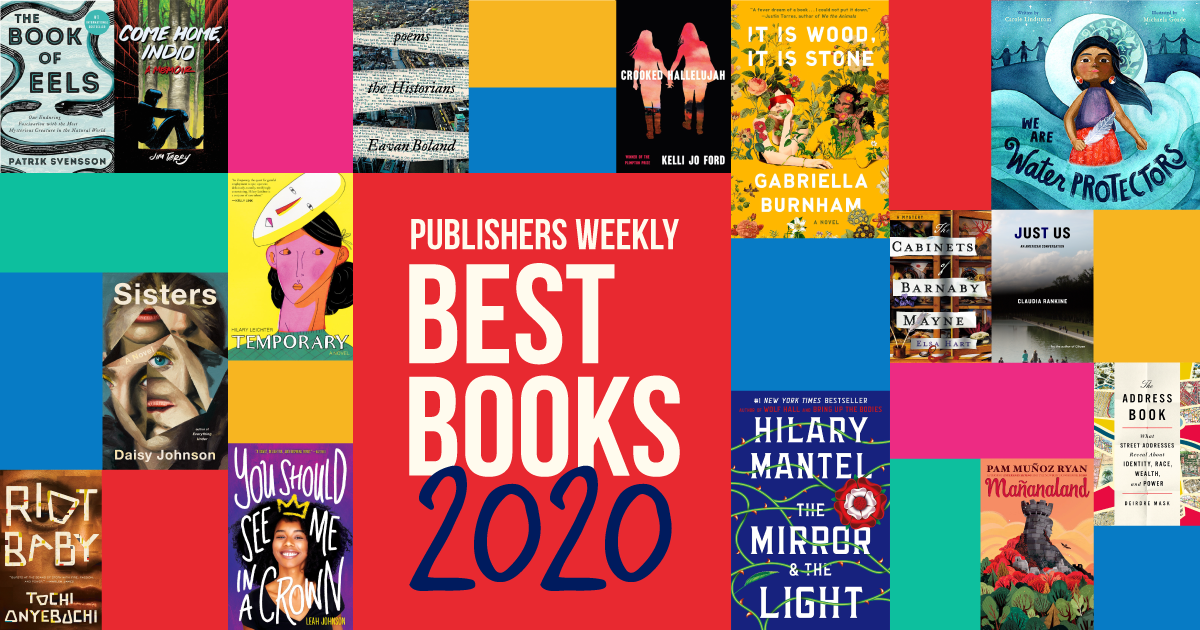 Best Books 2020: Publishers Weekly Publishers Weekly 3