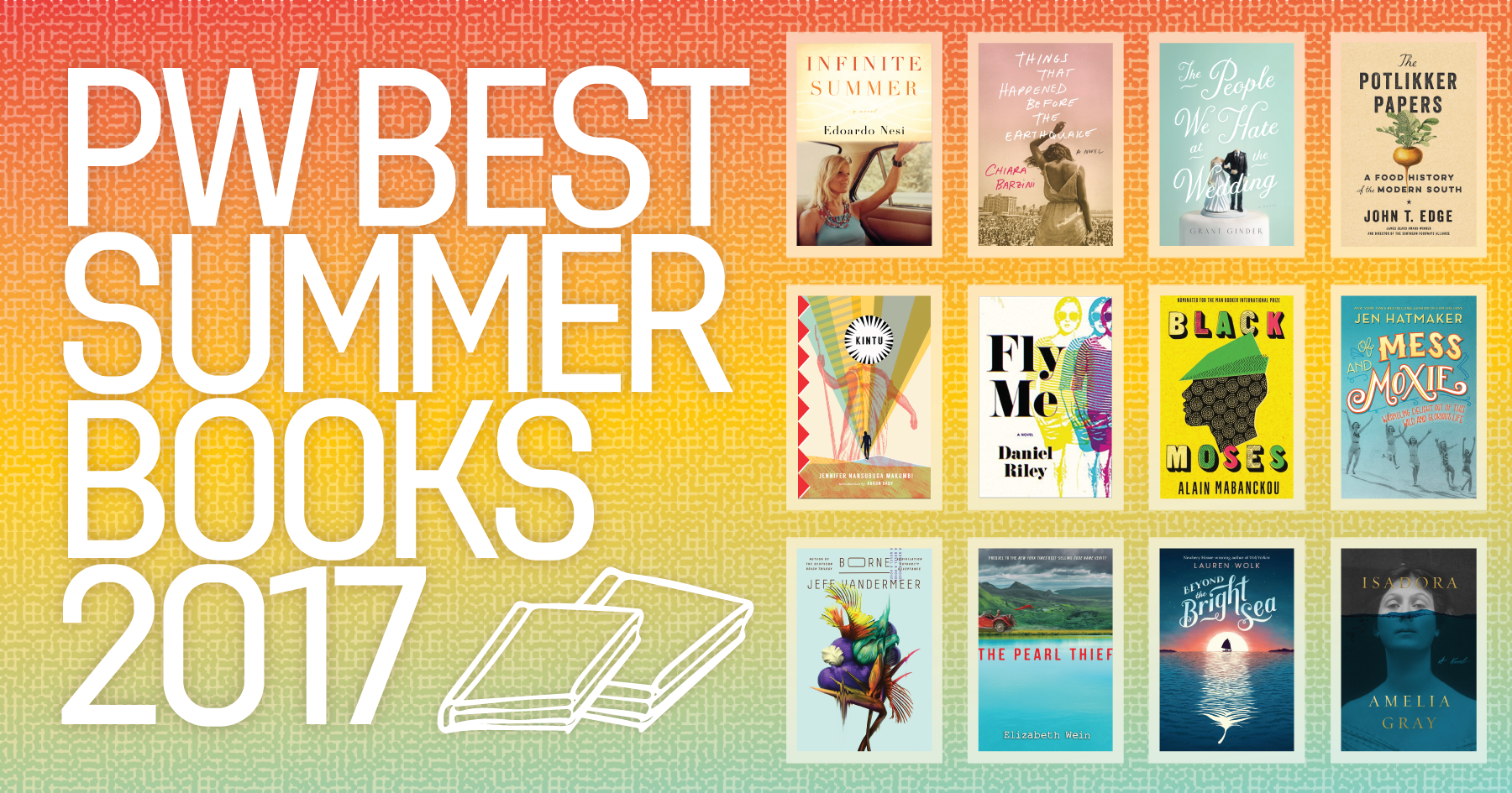 Best Summer Books, 2017 - Young Adult  Publishers Weekly-5206